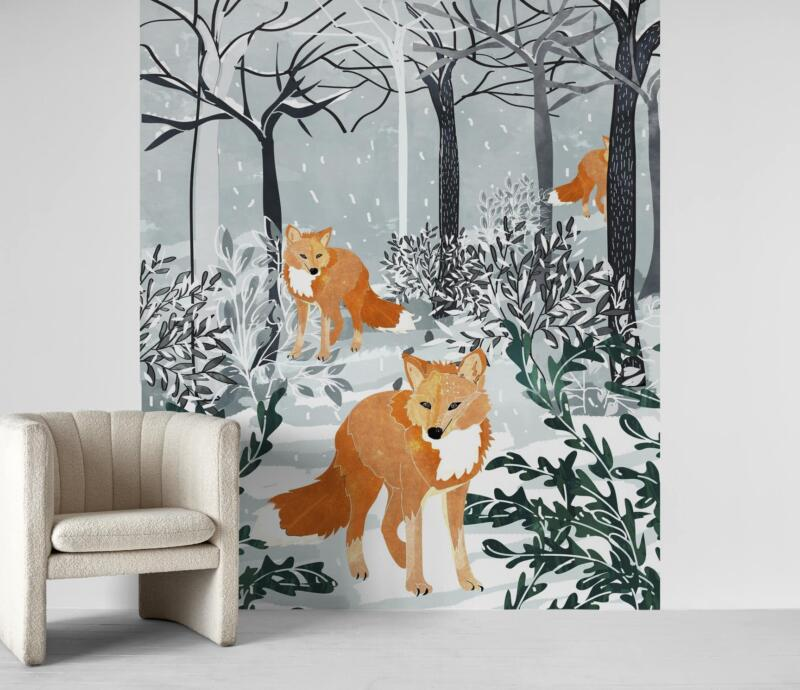 Forest and Fox